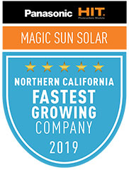 Magic Sun Solar 2019 Award