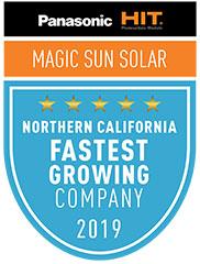 Magic Sun Solar 2019 Award